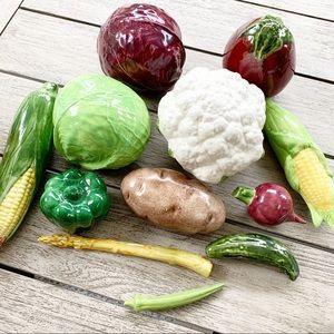 Other - Full-size Ceramic Vegetables